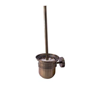 Cc146 Ab Stainless Steel Toilet Brush Antique