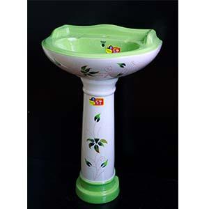 Dinning Pedestal Sink