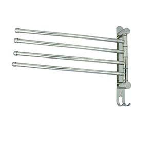 N030 Kitchen Towel Bar (Ss304)-Four