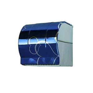 N058 Box Tissue -Blue