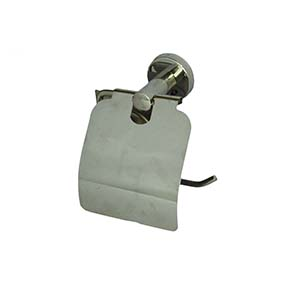 N069 Tissue Holder With Cover -Mirror