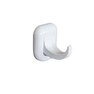 N082 Abs White Plastic Hook
