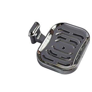 N085 Abs Chrome Plated Soap Holder