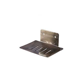 N147 Ab Soap Dish Antique Brass