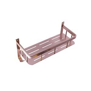 N159 Rectangle Shelf Aluminium Champgne