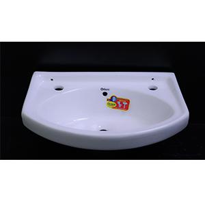 "Wash Hand Basin 18""  White"