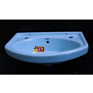 """Wash Hand Basin 18""""  Blue"""