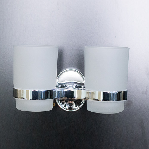 Double toothbrush holder non-deco 1500