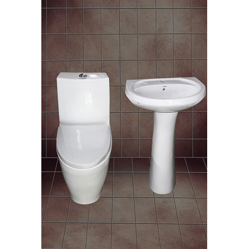 One piece Complete toilet KSH 15500