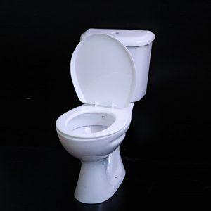 Orient halfset close couple toilet (white) 7000