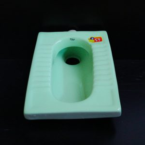 Orient step asian toilet (green) @1500