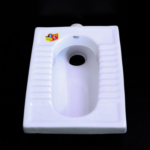 Orient step asian toilet (white) @1500