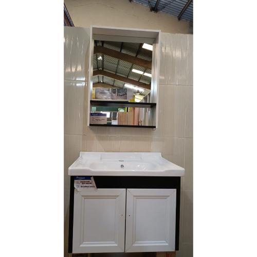 Vanity cabinets white
