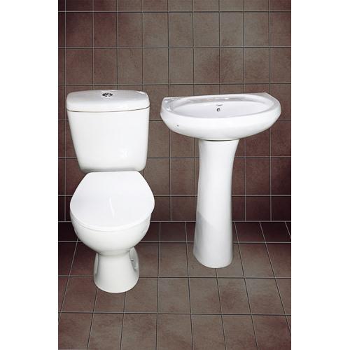 close couple toilet complete set KSH 9500